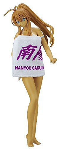 Image 1 for Ikki Tousen - Sonsaku Hakufu - 1/5 - Bath Towel Ver, Suntan Version (Aizu Project)