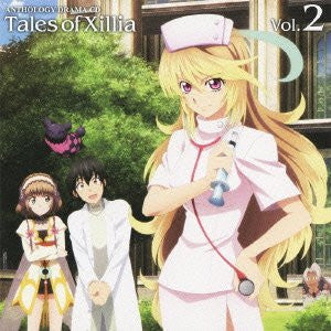 Image 1 for Anthology Drama CD Tales of Xillia Vol.2