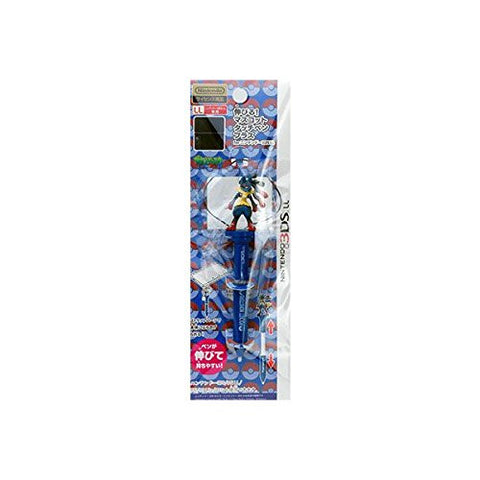 Expand! Mascot Touch Pen for 3DS LL (Mega Lucario)