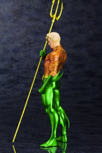 Image 6 for Justice League - Aquaman - DC Comics New 52 ARTFX+ - 1/10 (Kotobukiya)