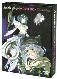 .hack//Sign DVD Box [Limited Pressing]
