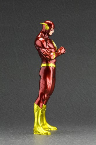 Image 4 for Justice League - Flash - DC Comics New 52 ARTFX+ - 1/10 (Kotobukiya)