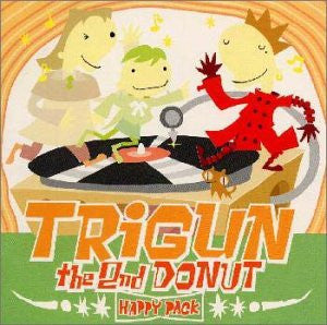 Image 1 for TRIGUN the 2nd DONUT HAPPY PACK