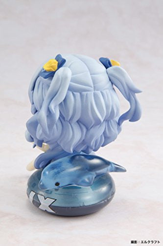 Image 3 for Z/X -Zillions of enemy X- - Kagamihara Azumi - Chocolto - Swimsuit ver. (Broccoli)