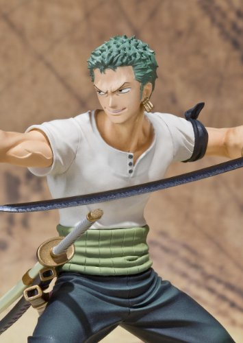 Image 8 for One Piece - Roronoa Zoro - Figuarts ZERO - Battle ver. (Bandai)