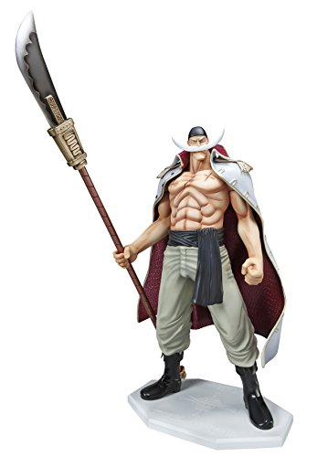 Image 5 for One Piece - Edward Newgate - Excellent Model - Portrait Of Pirates DX - 1/8 (MegaHouse)
