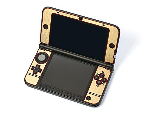 Image 2 for Retro Face Decoration Seal for 3DS LL