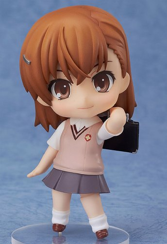 Image 2 for To Aru Kagaku no Railgun S - Misaka Mikoto - Nendoroid #345 (Good Smile Company)