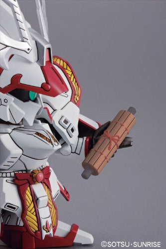 Image 2 for SD Gundam Sangokuden Brave Battle Warriors - Shiba-I Sazabi - SD Gundam Sangokuden series #015 - Shin (Bandai)