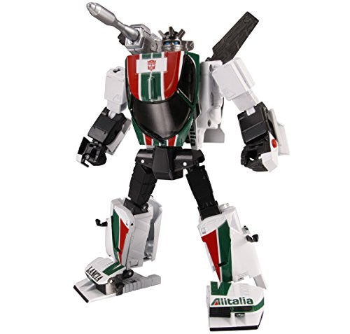 Image 1 for Transformers - Wheeljack - The Transformers: Masterpiece - MP20 (Takara Tomy)