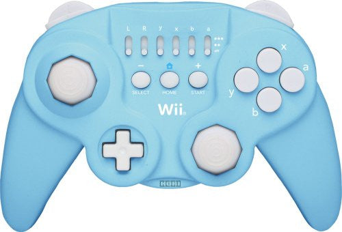 Image 1 for Hori Classic Controller (Light Blue)