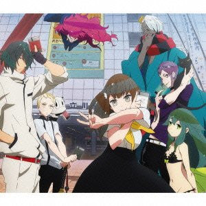 Image 1 for GATCHAMAN CROWDS ORIGINAL SOUNDTRACK