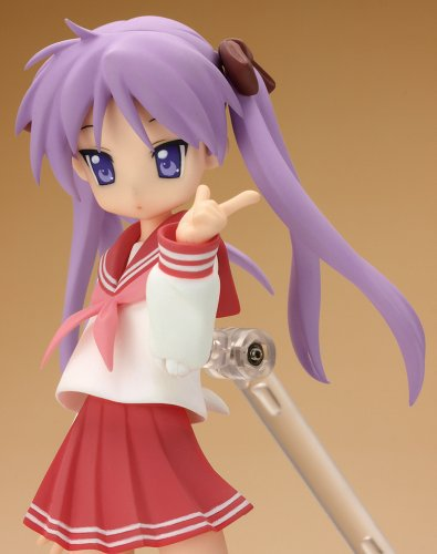 Image 3 for Lucky☆Star - Hiiragi Kagami - Figma - 013 - Winter School Uniform (Max Factory)