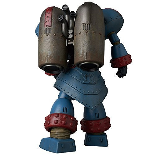 Image 4 for Giant Robo: Chikyuu ga Seishi Suru Hi - Giant Robo - Vinyl Collectible Dolls (Medicom Toy)