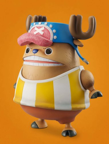 "Image 3 for One Piece - Tony Tony Chopper - Excellent Model - Portrait Of Pirates ""Sailing Again"" - 1/8 - Kung Fu Point (MegaHouse)"