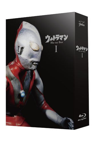 Image 1 for Ultraman Blu-ray BOX I [Blu-ray+DVD]