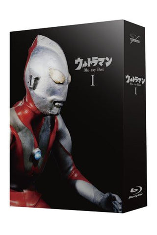 Image for Ultraman Blu-ray BOX I [Blu-ray+DVD]