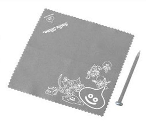 Image 1 for Smile Slime Touch Pen & Cleaning Cloth Set (Grey)