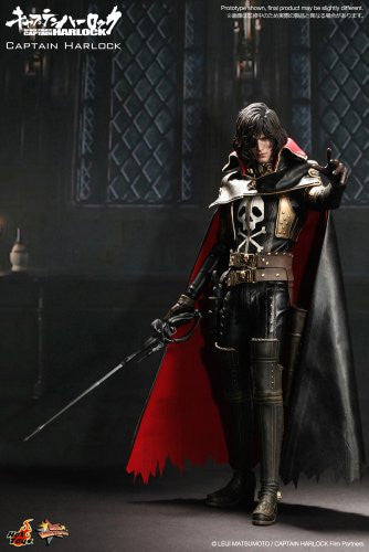 Image 4 for Space Pirate Captain Harlock - Captain Harlock - Torisan - Movie Masterpiece MMS222 - 1/6 (Hot Toys)