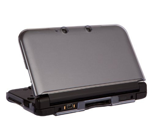 Image 2 for PC Cover for 3DS LL (Clear Black)