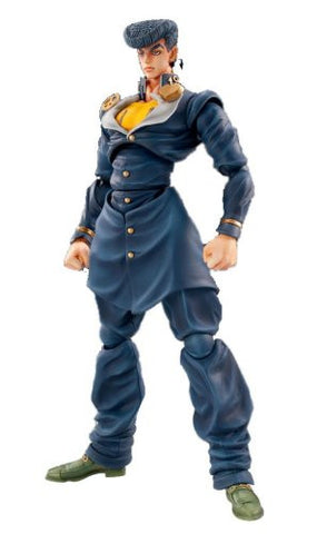 Image for Diamond Is Not Crash - Jojo no Kimyou na Bouken - Higashikata Josuke - Super Action Statue #15 (Medicos Entertainment)