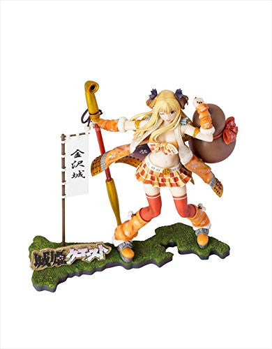 Image 3 for Shirohime Quest - Kanazawajou - 1/8 (New Vision Toys)