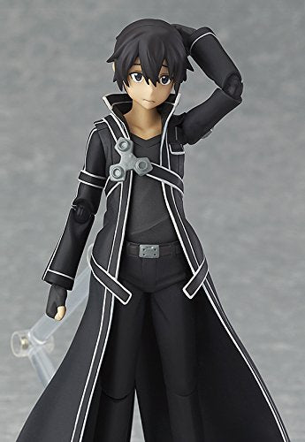Image 4 for Sword Art Online - Kirito - Figma #174 (Max Factory) - Reissue