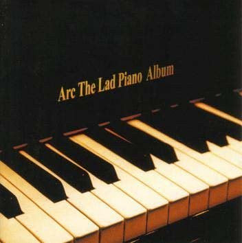 Image 1 for Arc The Lad Piano Album