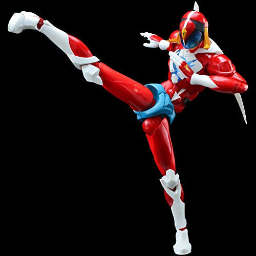 Image 7 for Hurricane Polymar - Tatsunoko Heroes Fightingear (Sentinel)