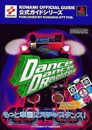 Image 1 for Dance Dance Revolution Official Guide Book (Konami) / Ps