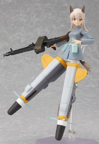Image 2 for Strike Witches - Eila Ilmatar Juutilainen - Figma #149 (Max Factory)