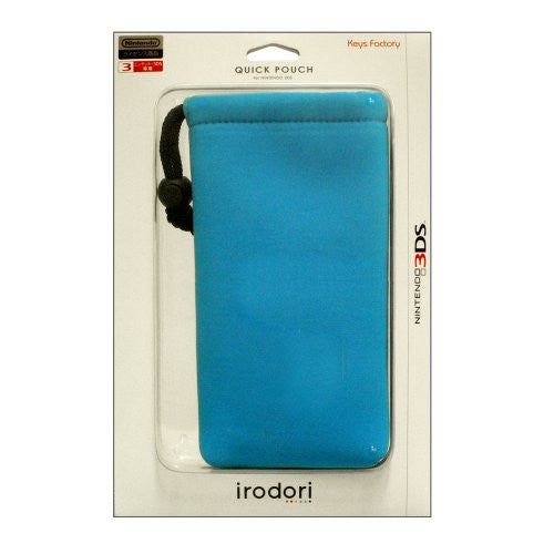 Image 1 for Quick Pouch 3DS (turquoise)