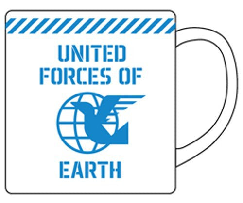 Image 1 for Aldnoah.Zero - Mug - United Forces of Earth (Cospa)