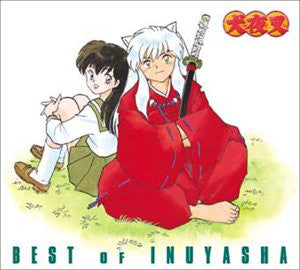 Image for BEST OF INUYASHA