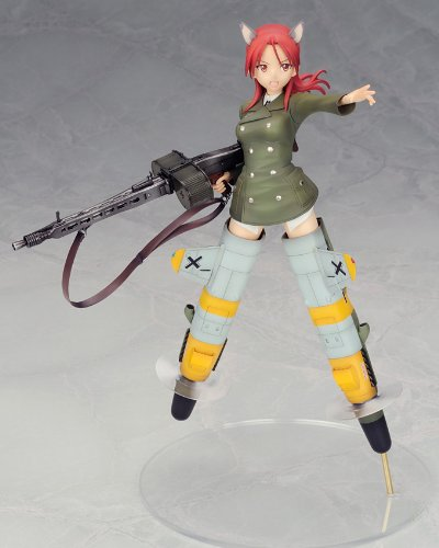 Image 3 for Strike Witches - Strike Witches 2 - Minna-Dietlinde Wilcke - 1/8 (Alter)