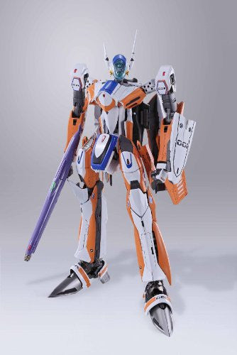 Image 8 for Macross Frontier The Movie ~Sayonara no Tsubasa~ - YF-25 Prophecy - DX Chogokin - 1/60 (Bandai)
