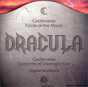 Image 1 for Castlevania: Circle of the Moon & Castlevania: Concerto of Midnight Sun Original Soundtrack