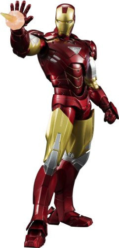 Image 2 for Iron Man 2 - Iron Man Mark VI - S.H.Figuarts (Bandai)