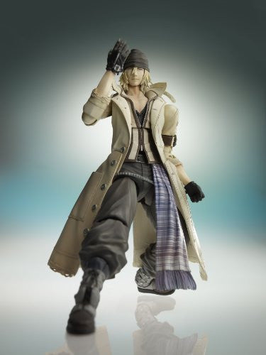 Image 2 for Final Fantasy XIII - Snow Villiers - Play Arts Kai (Square Enix)