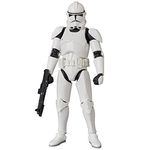 Image 6 for Star Wars - Clone Trooper - Mafex No.041 (Medicom Toy)