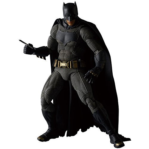 Image 6 for Batman v Superman: Dawn of Justice - Batman - Mafex No.017 (Medicom Toy)