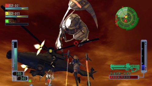 Image 11 for Earth Defense Force 3 Portable [Double Nyuutai Pack]