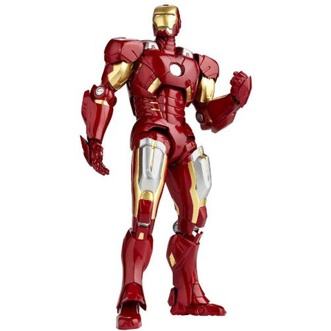 Image for The Avengers - Iron Man Mark VII - Legacy of Revoltech LR-041 - Revoltech - Revoltech SFX #42 (Kaiyodo)