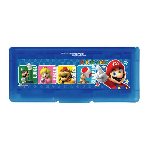 Image 2 for Super Mario Card Case 6 (Blue)