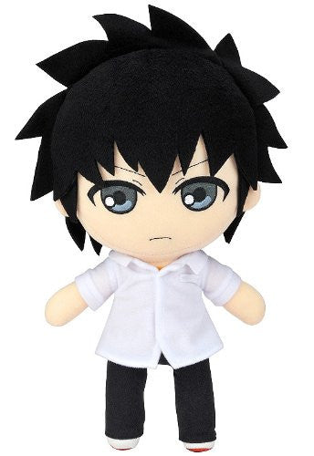 Image 1 for To Aru Majutsu no Index II - Kamijou Touma - Nendoroid Plus #45 (Gift)