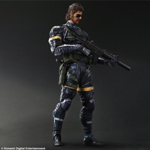 Image 4 for Metal Gear Solid V: Ground Zeroes - Naked Snake - Play Arts Kai (Square Enix)