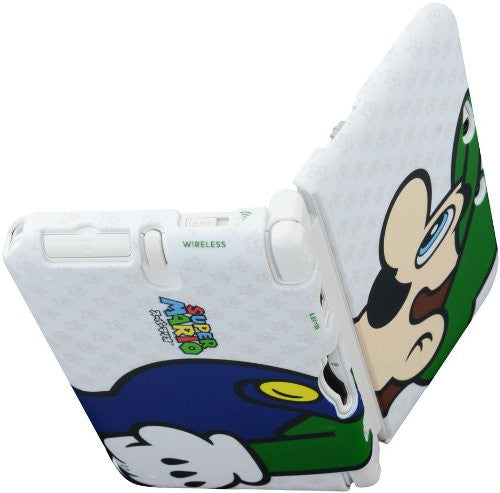 Image 4 for Rubber Coat Cover for 3DS LL (Luigi)