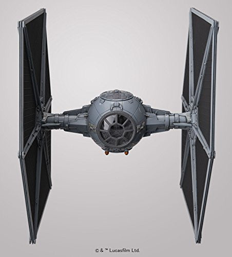 Image 2 for Star Wars - TIE Fighter - Spacecrafts & Vehicles - Star Wars Plastic Model - 1/72 (Bandai)