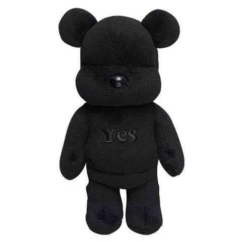 Image for Otayori Be@rbrick - Yes - Black (Medicom Toy)