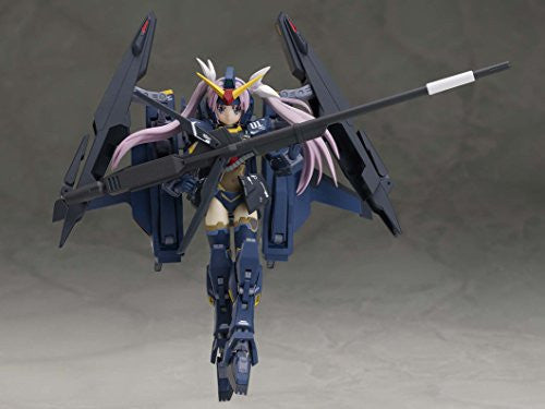 Image 19 for Kidou Senshi Z Gundam - RX-178 Gundam Mk-II - RMS-154 Barzam - A.G.P. - MS Girl - Titans Specification (Bandai)